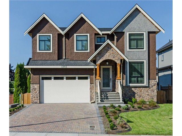 Main Photo: 4865 201ST ST in Langley: Langley City House for sale : MLS®# F1418238