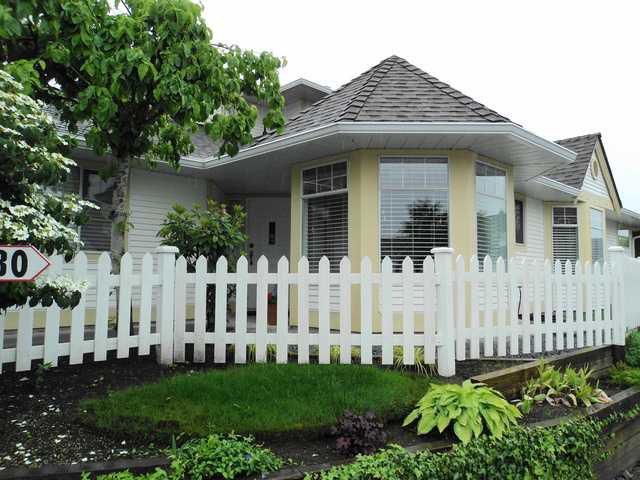 Main Photo: # 81 21138 88TH AV in Langley: Walnut Grove Townhouse for sale : MLS®# F1312902