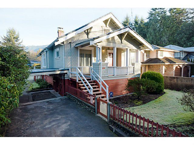 Main Photo: 1020 W 22ND ST in North Vancouver: Pemberton Heights House for sale : MLS®# V1100043