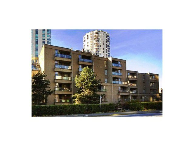 Main Photo: 709 1040 PACIFIC ST. in VANCOUVER: West End VW Condo  (Vancouver West)  : MLS®# V1109336
