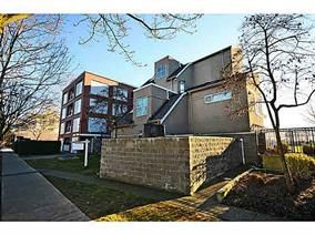 Main Photo: 104 1990 Kent Street in Vancouver: Condo for sale (Vancouver East)  : MLS®# V1046531