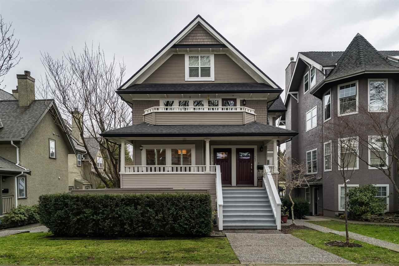 Main Photo: 159 W 13TH AVENUE in Vancouver: Mount Pleasant VW Townhouse for sale (Vancouver West)  : MLS®# R2030061