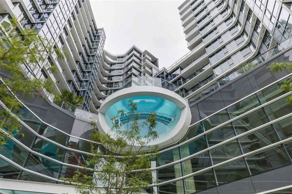Main Photo: 1106 68 SMITHE STREET in Vancouver: Downtown VW Condo for sale (Vancouver West)  : MLS®# R2281887
