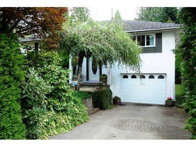 Main Photo: 4474 CAPILANO Road in North Vancouver: Canyon Heights NV House for sale : MLS®# V938048