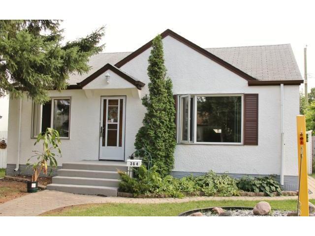 Main Photo: 364 Hazel Dell Avenue in WINNIPEG: East Kildonan Residential for sale (North East Winnipeg)  : MLS®# 1315912