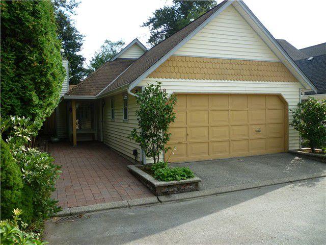 Main Photo: # 48 2865 GLEN DR in Coquitlam: Eagle Ridge CQ House for sale : MLS®# V1024664