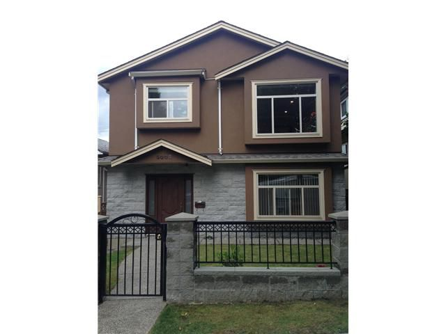 Main Photo: 5008 SHERBROOKE ST in Vancouver: Knight House for sale (Vancouver East)  : MLS®# V1070528