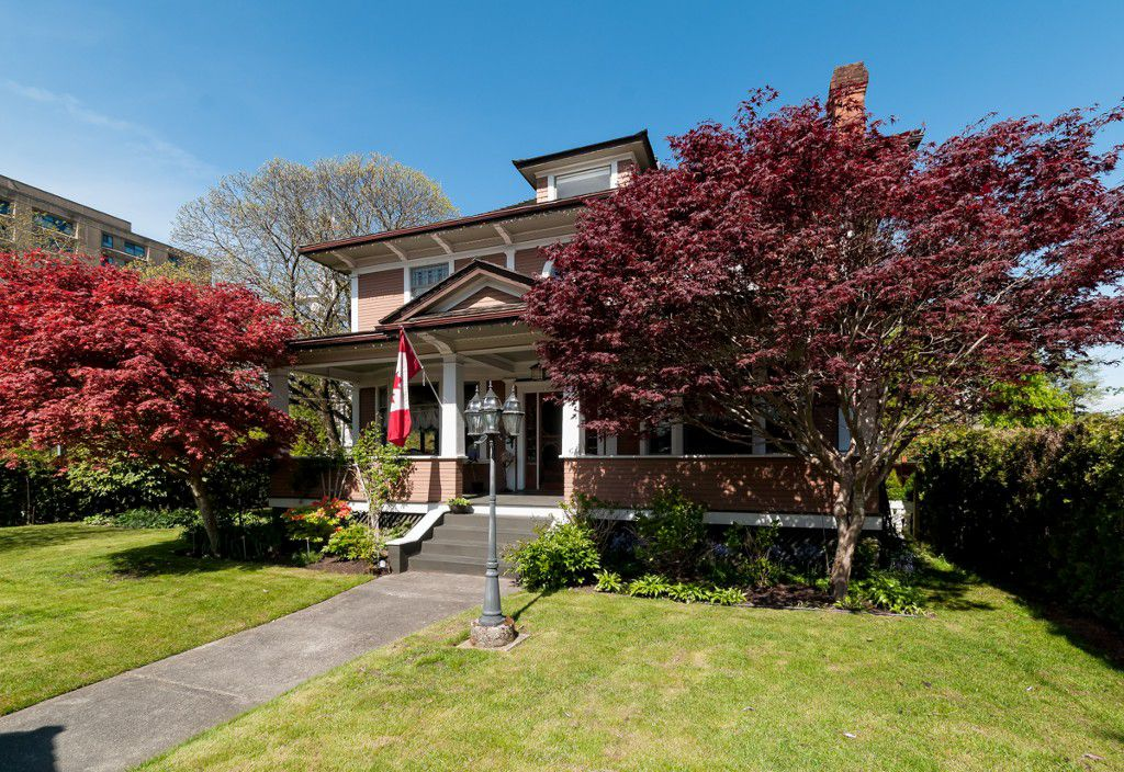 Main Photo: 417 SIXTH Avenue in New Westminster: GlenBrooke North House for sale : MLS®# V1082993