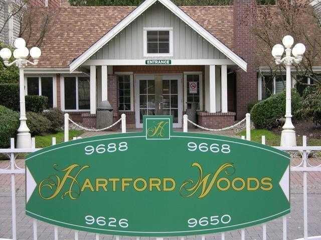 Main Photo: # 312 9688 148TH ST in Surrey: Guildford Condo for sale (North Surrey)  : MLS®# F1433566