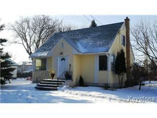 Main Photo: 734 Elmhurst in Winnipeg: Charleswood Single Family Detached for sale (West Winnipeg)  : MLS®# 1429453