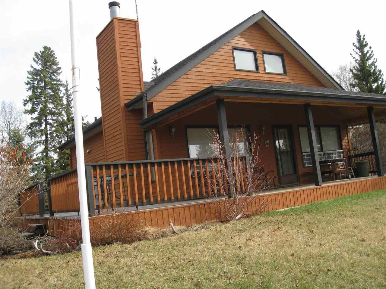 Main Photo: 47 54126 Rge Rd 52: Rural Lac Ste. Anne County House for sale : MLS®# E4108375