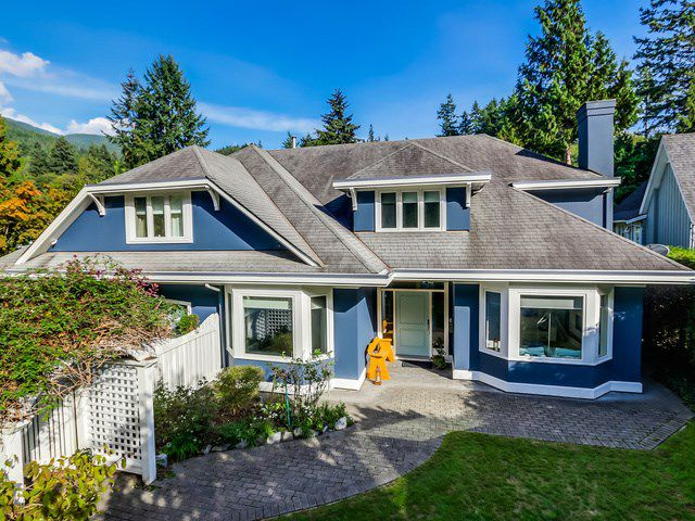 Main Photo: 5620 EAGLE HARBOUR ROAD in : Eagle Harbour House for sale : MLS®# R2003186