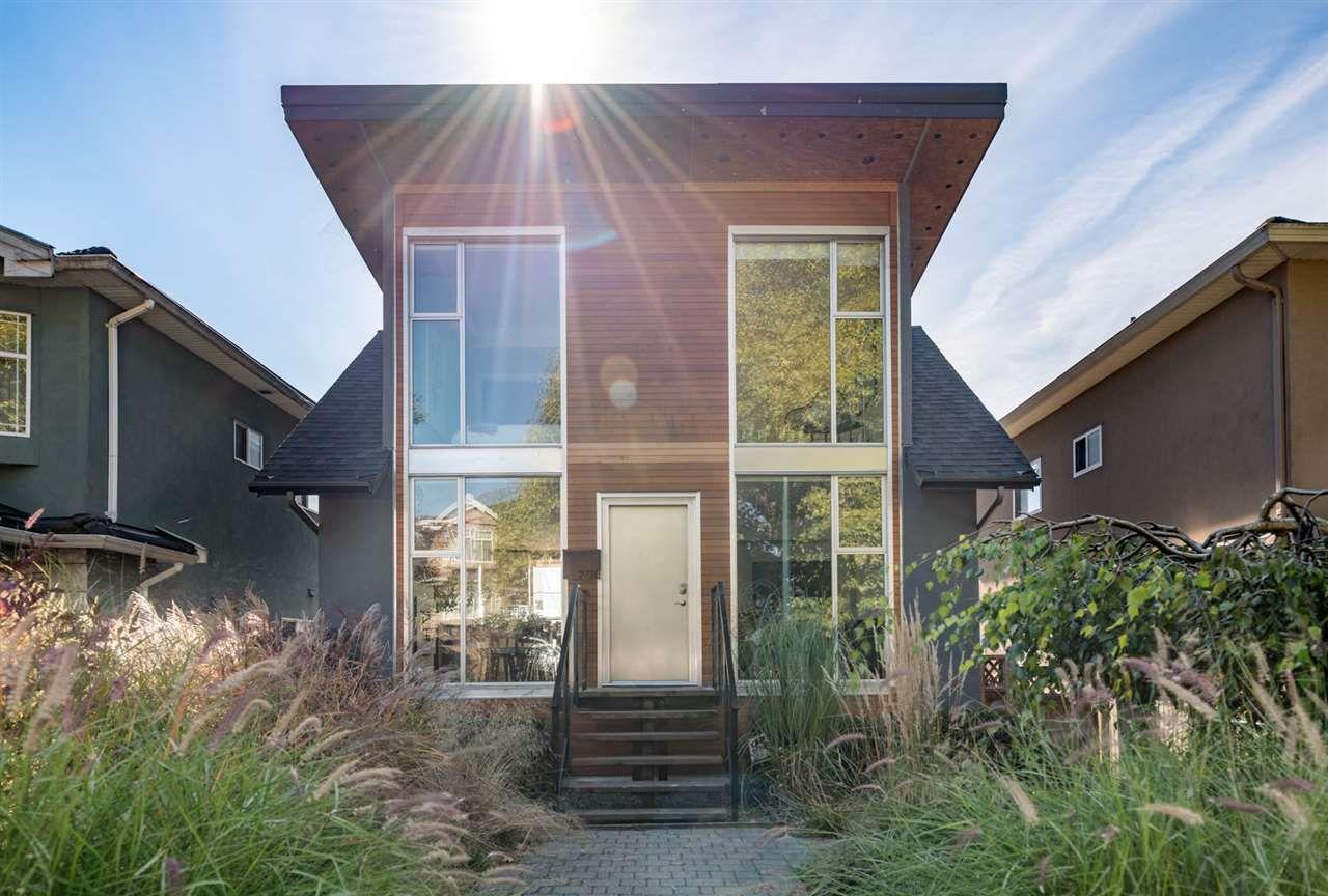 Main Photo: 2728 ADANAC STREET in Vancouver: Renfrew VE House for sale (Vancouver East)  : MLS®# R2325749
