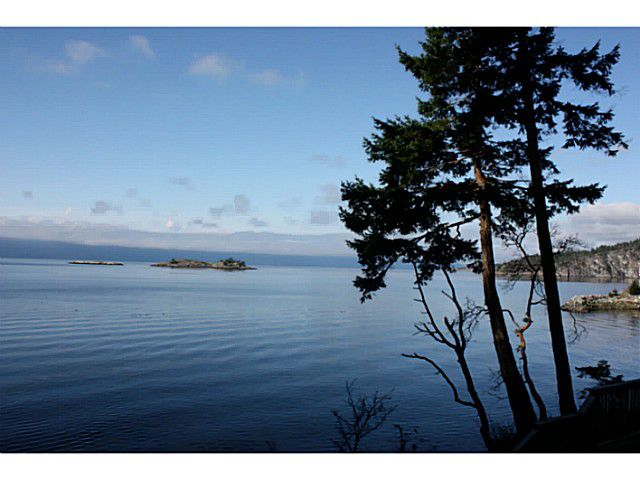 "Main Photo: # LOT 58 PACKALEN BV in Pender Harbour: Pender Harbour Egmont Home for sale in ""DANIEL POINT"" (Sunshine Coast)  : MLS®# V995581"