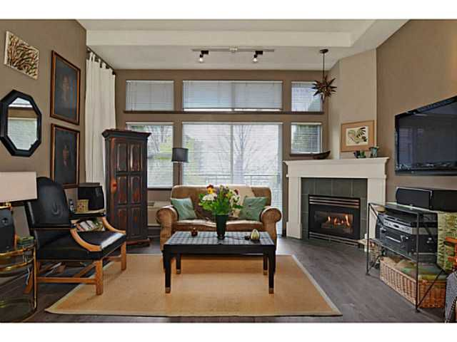 """Main Photo: # 104 131 W 3RD ST in North Vancouver: Lower Lonsdale Condo for sale in """"Seascape"""" : MLS®# V1024848"""