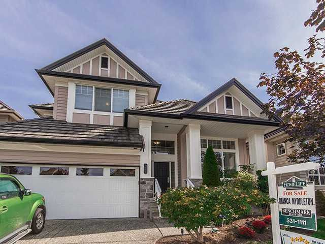 "Main Photo: 3468 152B ST in Surrey: Morgan Creek House for sale in ""Rosemary Heights"" (South Surrey White Rock)  : MLS®# F1321849"