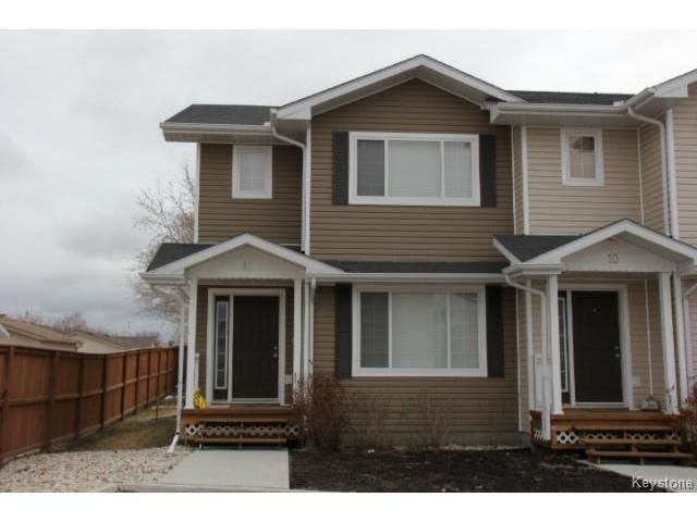 Main Photo: 2307 St Mary's Road in WINNIPEG: St Vital Condominium for sale (South East Winnipeg)  : MLS®# 1409326