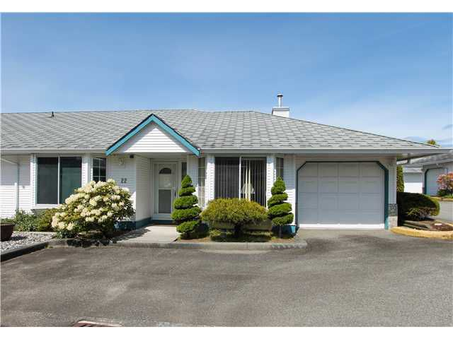 Main Photo: # 22 19171 MITCHELL RD in Pitt Meadows: Central Meadows Condo for sale : MLS®# V1044177