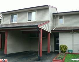 Main Photo: 152 27456 32nd Avenue in Langley: Aldergrove Langley Townhouse for sale : MLS®# F1008859