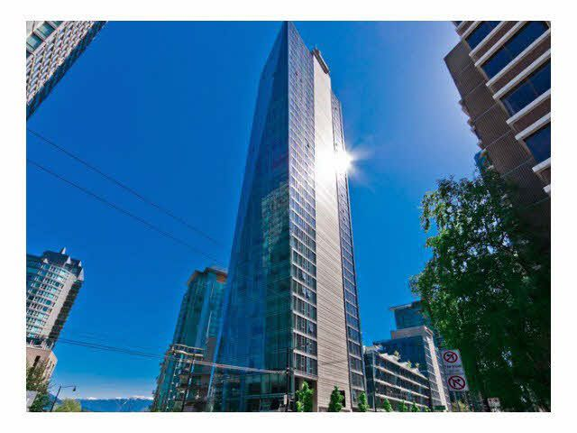 Main Photo: 402 1499 W PENDER STREET in Vancouver: Coal Harbour Condo for sale (Vancouver West)  : MLS®# R2002965