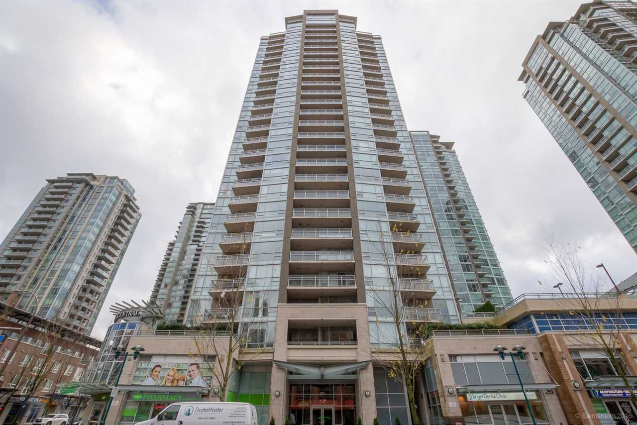 Main Photo: 1007 2978 GLEN DRIVE in Coquitlam: North Coquitlam Condo for sale : MLS®# R2125381