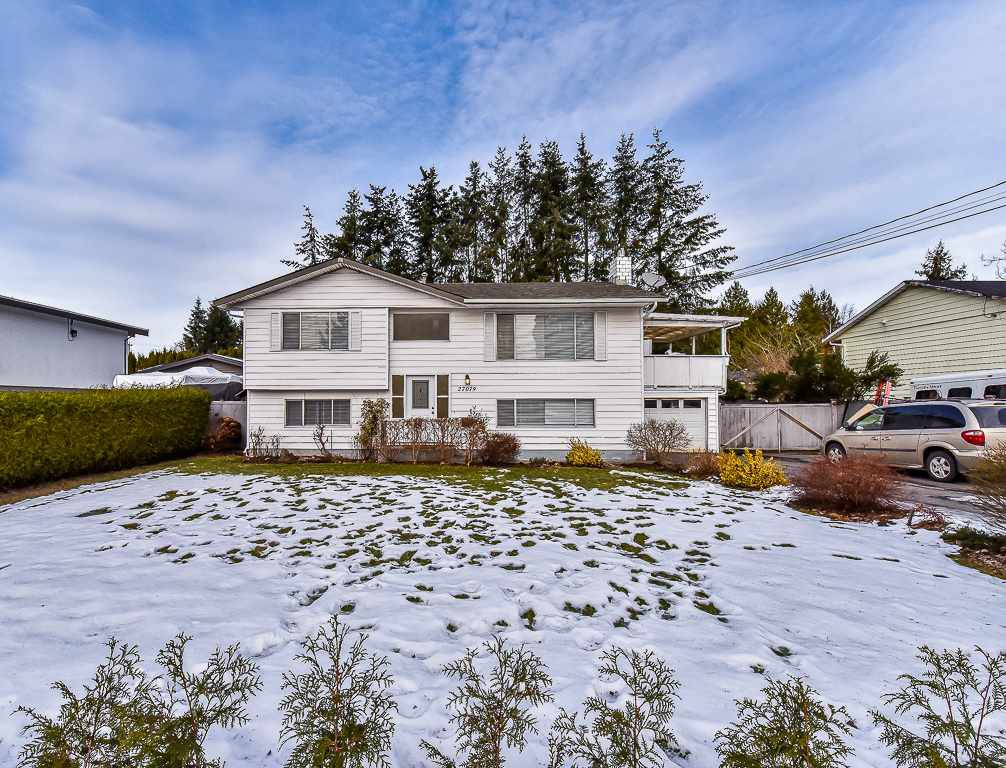 Main Photo: 27079 in Aldergrove: Aldergrove Langley House for sale ()  : MLS®# R2138345