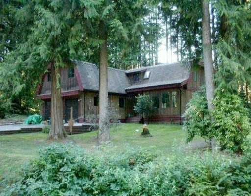 Main Photo: 27855 LAUREL PL in Maple Ridge: Northeast House for sale : MLS®# V519588