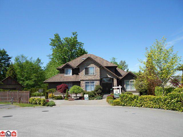 Main Photo: 8538 WILDWOOD Place in Surrey: Fleetwood Tynehead House for sale : MLS®# F1213221