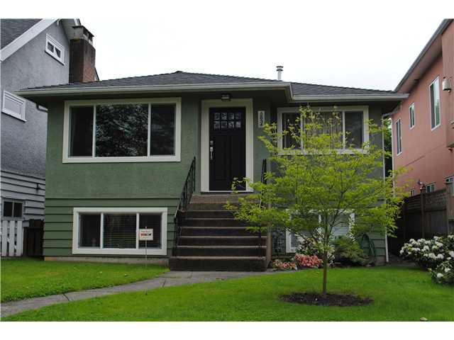 Main Photo: 2834 KITCHENER Street in Vancouver: Renfrew VE House for sale (Vancouver East)  : MLS®# V954724