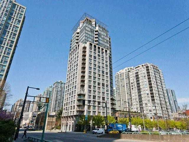 Main Photo: 406 989 BEATTY Street in Vancouver: Yaletown Condo for sale (Vancouver West)  : MLS®# V1018805