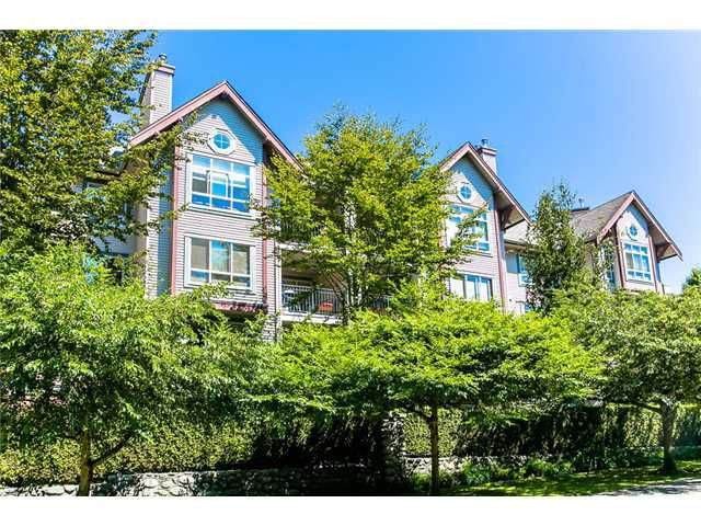 "Main Photo: 411 150 W 22ND Street in North Vancouver: Central Lonsdale Condo for sale in ""THE SIERRA"" : MLS®# V1019832"