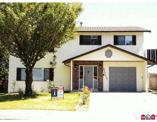 "Main Photo: 32777 COWICHAN TE in Abbotsford: Abbotsford West House for sale in ""Gladwin & Maclure"" : MLS®# F2615242"