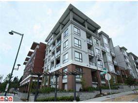Main Photo: 519 13733 107A Avenue in North Surrey: Whalley Condo for sale : MLS®# F1020841
