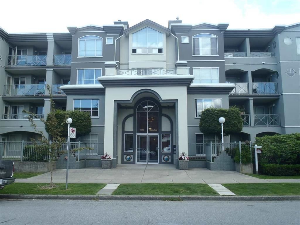 Main Photo: 401 6475 CHESTER STREET in Vancouver: Fraser VE Condo for sale (Vancouver East)  : MLS®# R2097299
