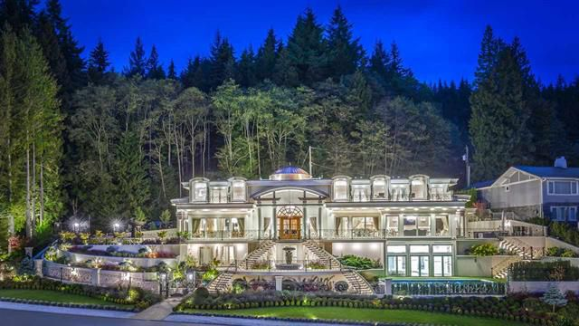 Main Photo: 1175 Eyremount Drive in Vancouver: British Properties House for sale (West Vancouver)