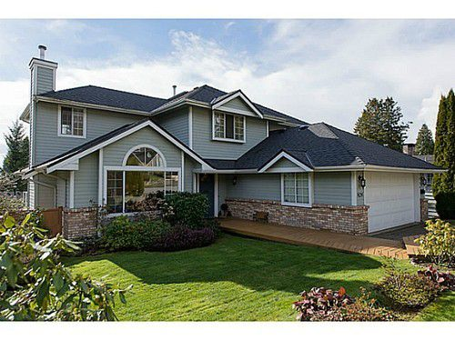 Main Photo: 929 MELBOURNE Ave in Capilano Highlands: Home for sale : MLS®# V991503