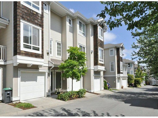 "Main Photo: 38 15030 58TH Avenue in Surrey: Sullivan Station Townhouse for sale in ""Summerleaf"" : MLS®# F1317429"