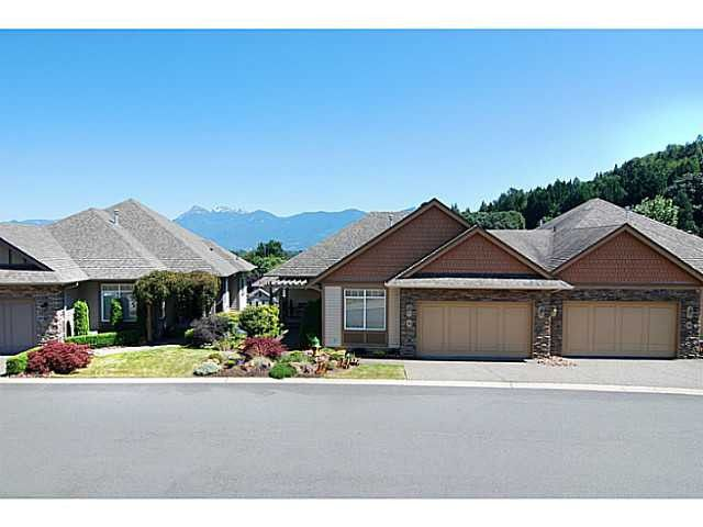Main Photo: # 26 43777 CHILLIWACK MOUNTAIN RD in Chilliwack: Chilliwack Mountain Townhouse for sale : MLS®# H1400211