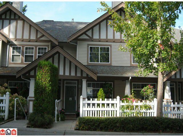 Main Photo: 80 2678 King George Highway in : White Rock Townhouse for sale (Surrey)  : MLS®# F1125681