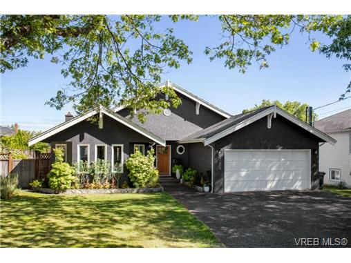 Main Photo: 2725 Cadboro Bay Road in VICTORIA: OB Estevan Single Family Detached for sale (Oak Bay)  : MLS®# 341831