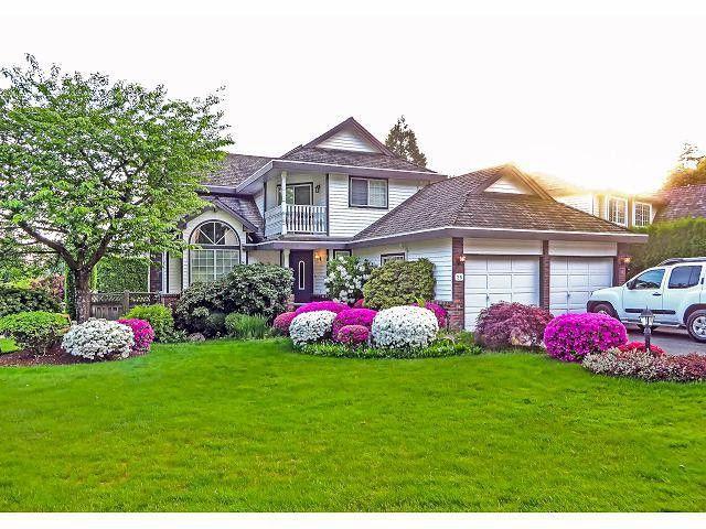 Main Photo: 25 BRACKENRIDGE PL in Port Moody: Heritage Mountain House for sale : MLS®# V1100799