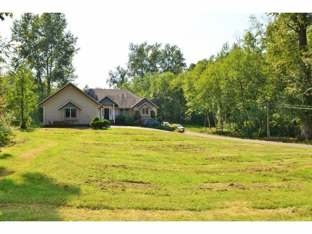 Main Photo: 6677 267TH ST in Langley: County Line Glen Valley House for sale : MLS®# F1424854