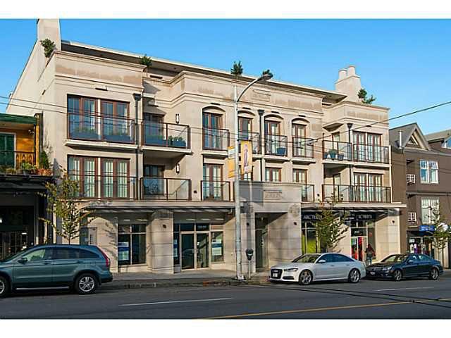 Main Photo: # PH1 2035 W 4TH AV in Vancouver: Kitsilano Condo for sale (Vancouver West)  : MLS®# V1097915