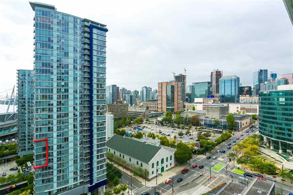 Main Photo: 2707 188 Keefer Place in Vancouver: Downtown VW Condo for sale (Vancouver West)  : MLS®# r2001534