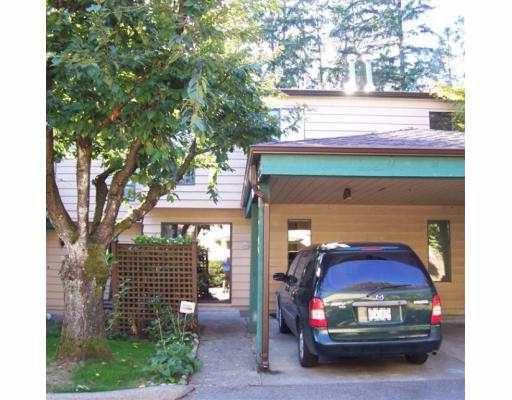 "Main Photo: 1140 EAGLERIDGE Drive in Coquitlam: Eagle Ridge CQ Townhouse for sale in ""FIELD RIDGE ESTATES"" : MLS®# V616333"