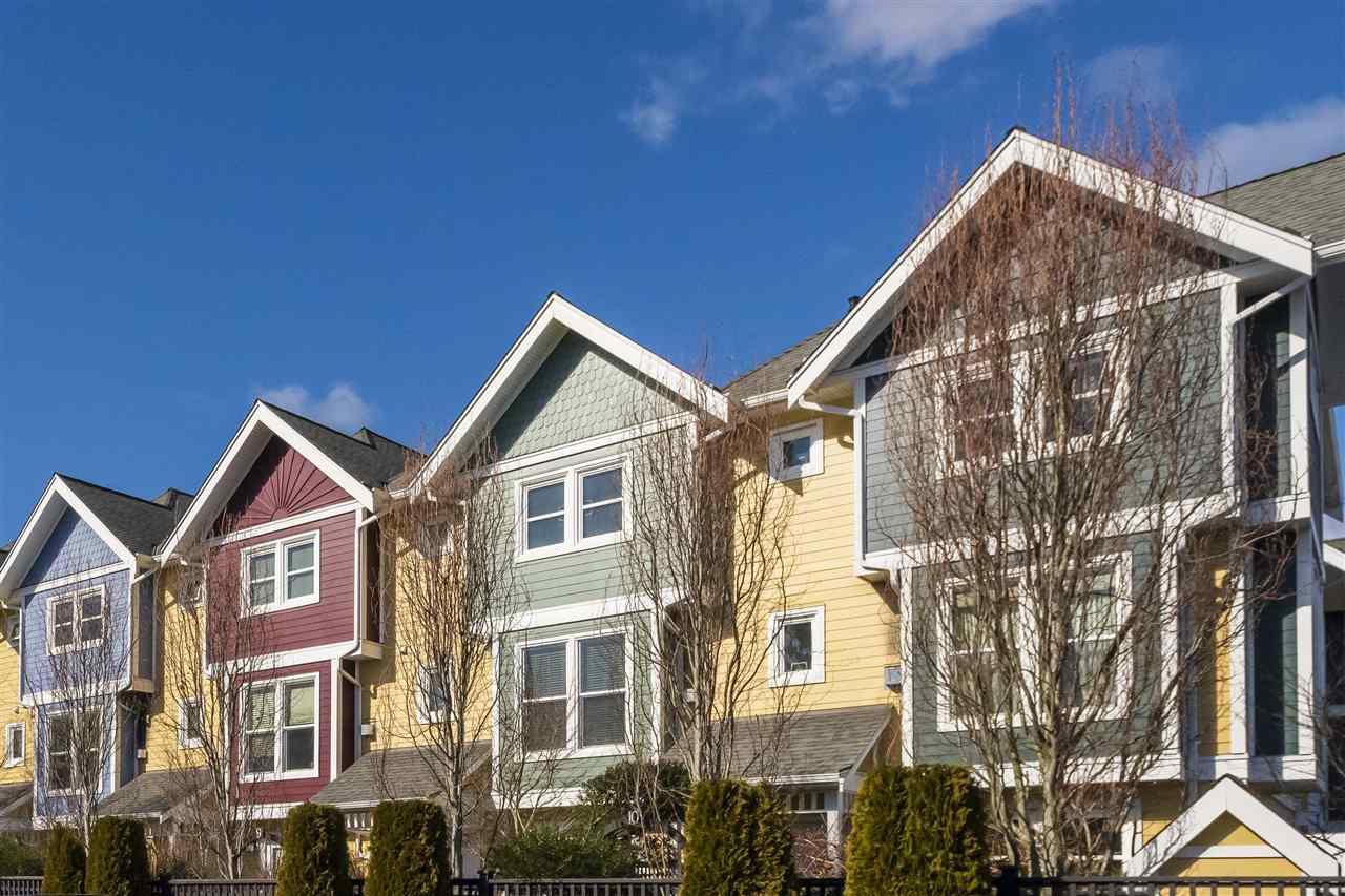 Main Photo: 9 4729 GARRY STREET in Delta: Ladner Elementary Townhouse for sale (Ladner)  : MLS®# R2347378