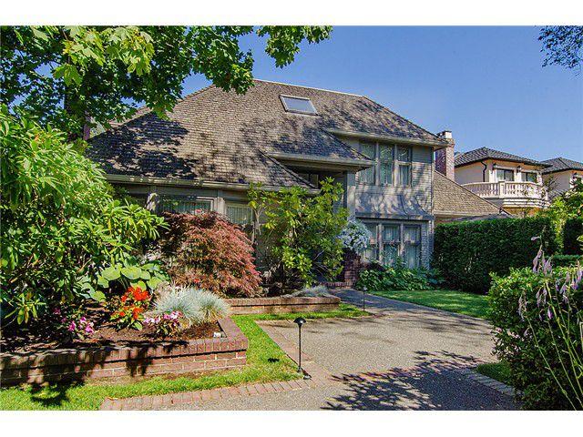 """Main Photo: 4788 HUDSON Street in Vancouver: Shaughnessy House for sale in """"Shaughnessy"""" (Vancouver West)  : MLS®# V1018312"""