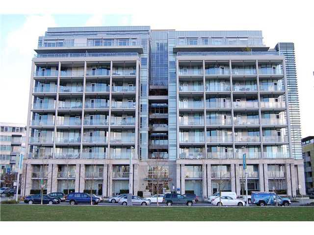 Main Photo: # 209 1616 COLUMBIA ST in Vancouver: False Creek Condo for sale (Vancouver West)  : MLS®# V1024415