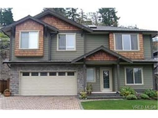 Main Photo: 3463 Auburn Court in VICTORIA: La Walfred Single Family Detached for sale (Langford)  : MLS®# 228639
