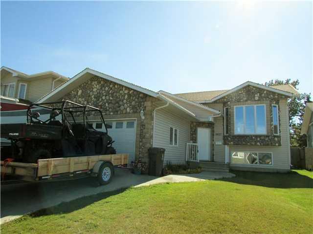 """Main Photo: 9627 113TH Avenue in Fort St. John: Fort St. John - City NE House for sale in """"BERT AMBROSE"""" (Fort St. John (Zone 60))  : MLS®# N239467"""